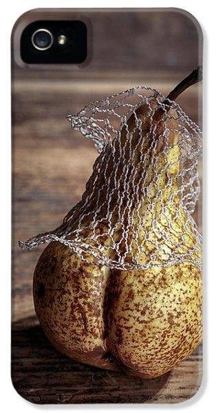 Pear IPhone 5 Case by Nailia Schwarz