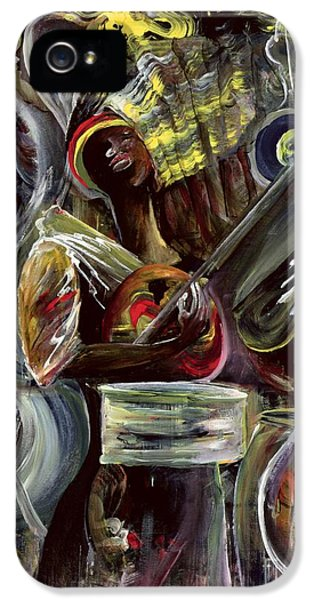 Pearl Jam IPhone 5 Case by Ikahl Beckford