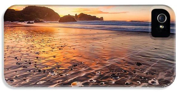 Pebble Beach IPhone 5 Case by Darren White