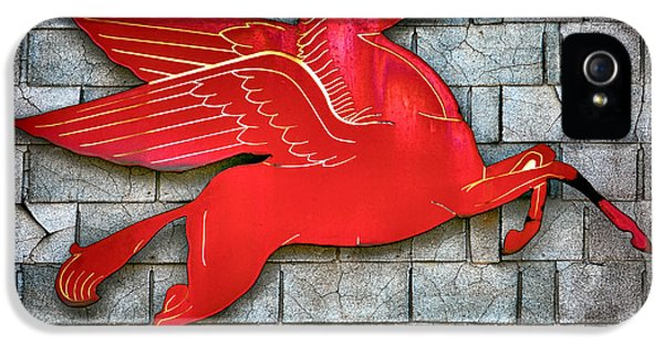 Pegasus IPhone 5 Case by Olivier Le Queinec