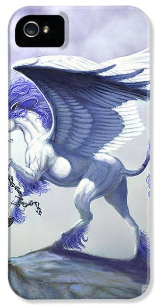 Pegasus Unchained IPhone 5 Case by Stanley Morrison