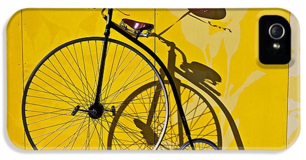 Penny Farthing Love IPhone 5 Case by Garry Gay