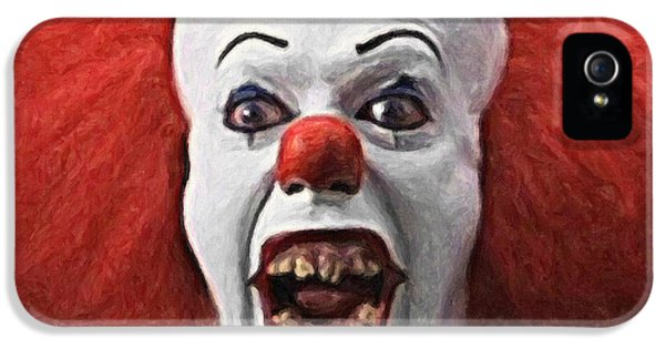 Pennywise The Clown IPhone 5 Case