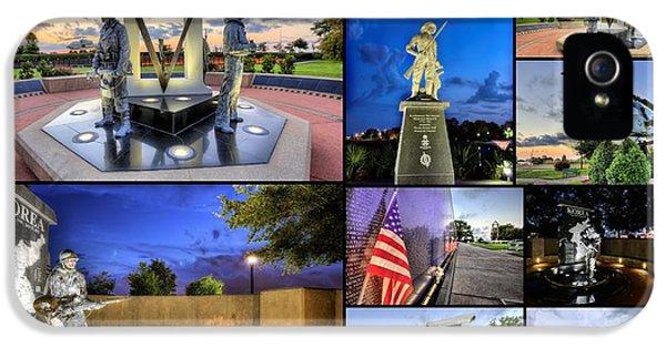 Pensacola Veterans Park IPhone 5 Case