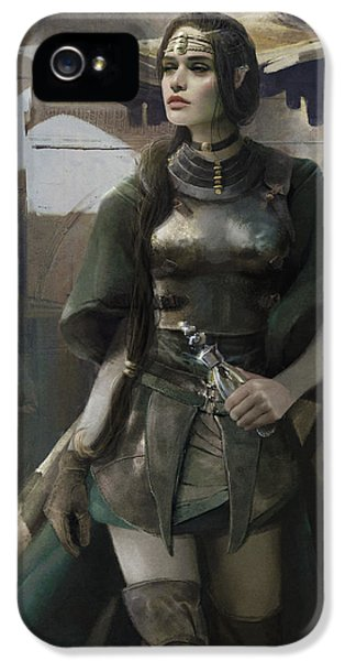 Phial IPhone 5 Case by Eve Ventrue