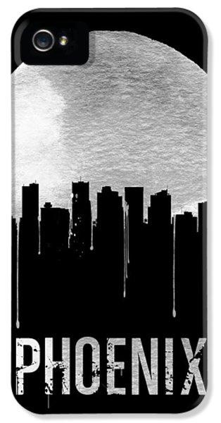 Phoenix Skyline Black IPhone 5 Case