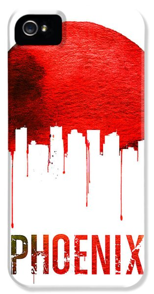 Phoenix Skyline Red IPhone 5 Case