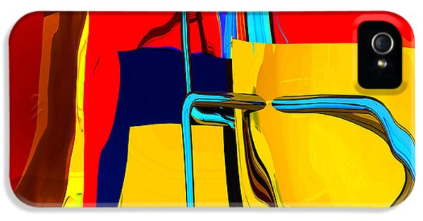 Pipe Dream IPhone 5 Case by Richard Rizzo