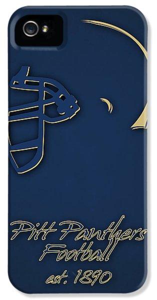 Pitt Panthers IPhone 5 Case by Joe Hamilton