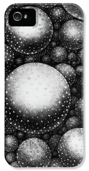 Plate Xxxi From The Original Theory Of The Universe By Thomas Wright  IPhone 5 Case by English School