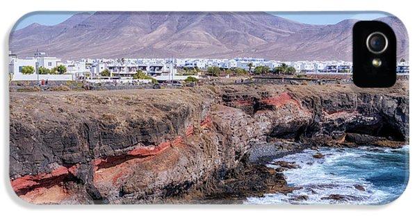 Canary iPhone 5 Case - Playa Blanca - Lanzarote by Joana Kruse