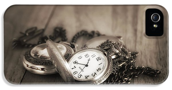 Pocket Watches Times Three IPhone 5 Case