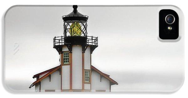 Point Cabrillo Light Station - Mendocino Ca IPhone 5 Case