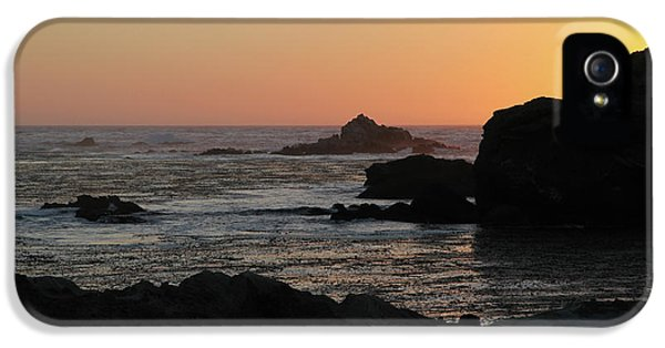 Point Lobos Sunset IPhone 5 Case