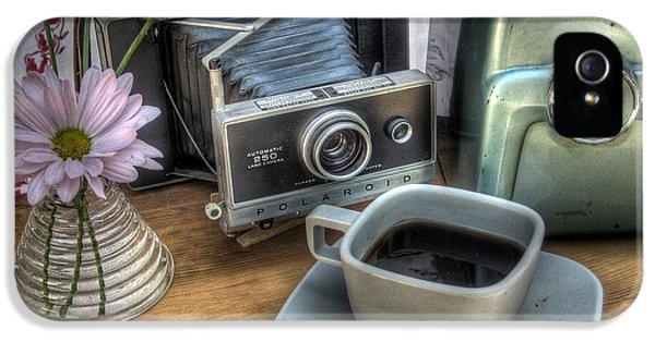 Polaroid Perceptions IPhone 5 Case
