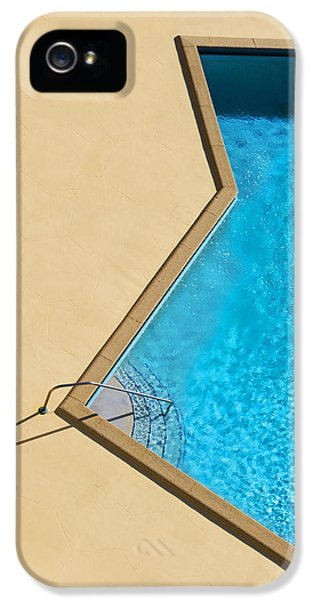 Pool Modern IPhone 5 Case by Laura Fasulo