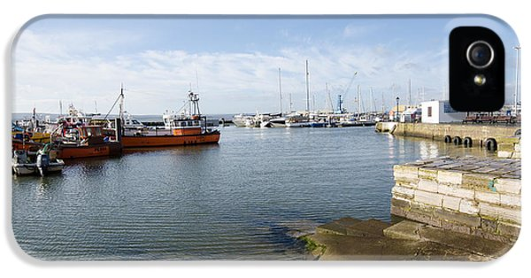 Dorset iPhone 5 Case - Poole Harbour by Smart Aviation