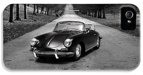 Porsche 356 1965 IPhone 5 Case