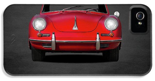 Porsche 356 IPhone 5 Case by Mark Rogan