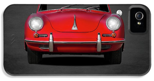Porsche 356 IPhone 5 Case by Mark Rogan