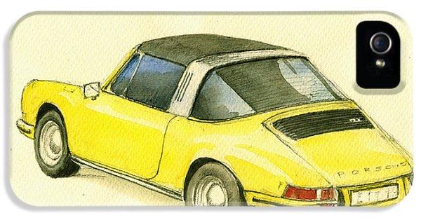 Porsche 993 IPhone 5 Case