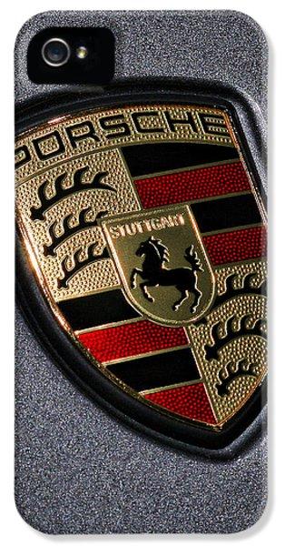 Porsche IPhone 5 Case