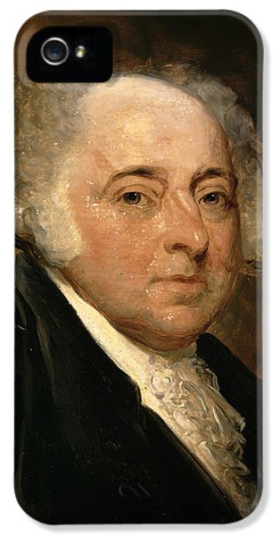 Portrait Of John Adams IPhone 5 Case