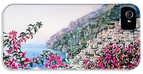 Positano Italy IPhone 5 Case