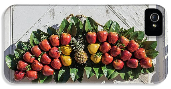 Potting Shed Decor IPhone 5 Case by Teresa Mucha