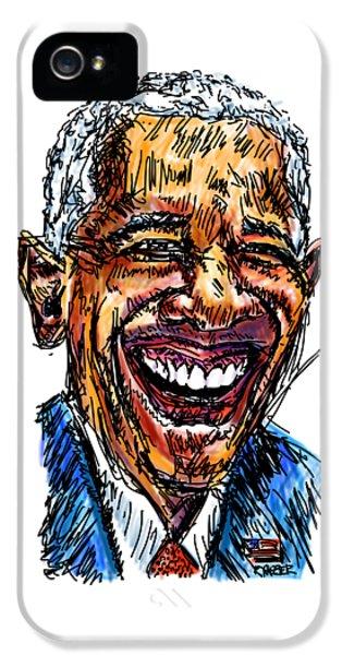 President Barack Obama IPhone 5 Case