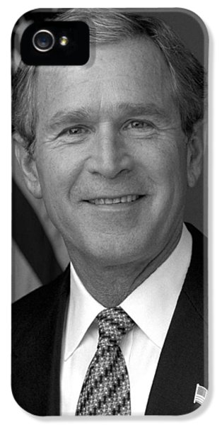President George W. Bush IPhone 5 Case
