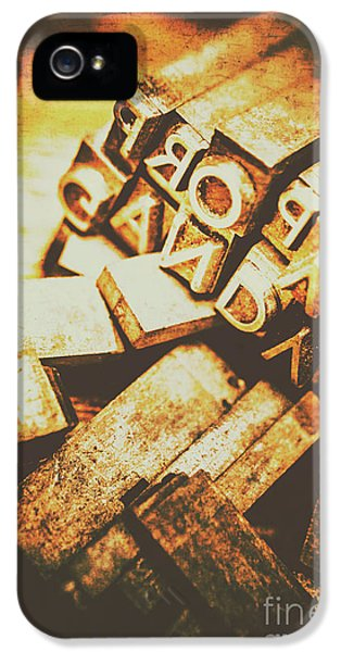 Pressing The Hegelian Dialectic   IPhone 5 Case by Jorgo Photography - Wall Art Gallery