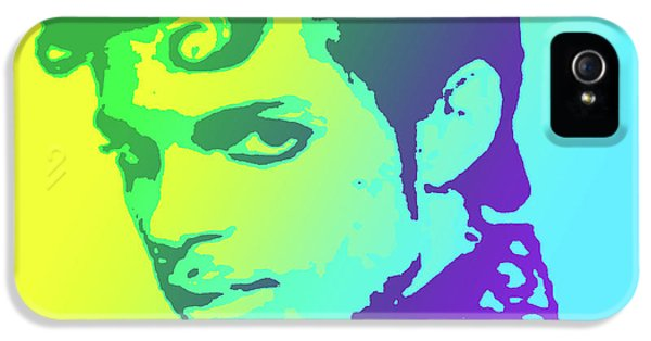 Prince IPhone 5 Case by Greg Joens