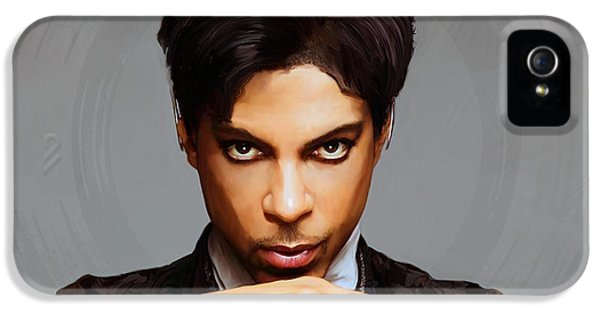 Prince IPhone 5 / 5s Case by Paul Tagliamonte