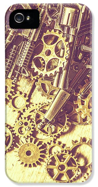 Process Of Strategic Battle IPhone 5 Case by Jorgo Photography - Wall Art Gallery