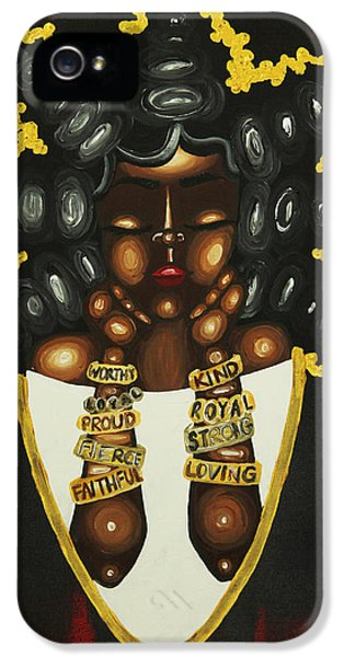 Queenisms IPhone 5 Case