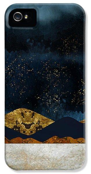 Landscapes iPhone 5 Case - Rain by Katherine Smit