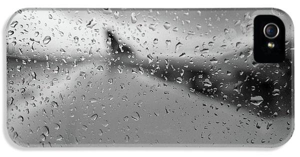Rain On The Plane IPhone 5 Case
