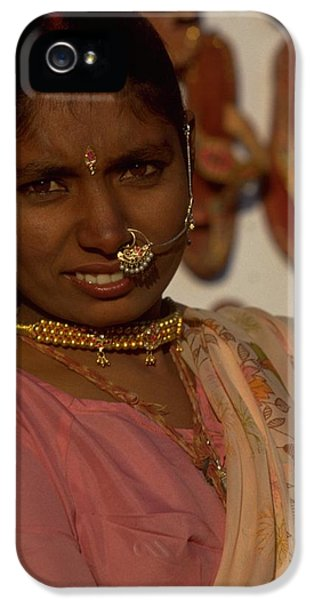 Rajasthan IPhone 5 Case by Travel Pics