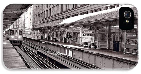 Randolph Street Station Chicago IPhone 5 Case