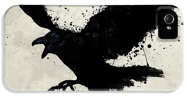 Raven IPhone 5 / 5s Case by Nicklas Gustafsson