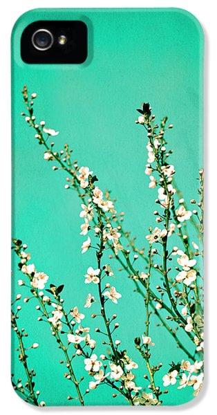 Reach - Botanical Wall Art IPhone 5 Case