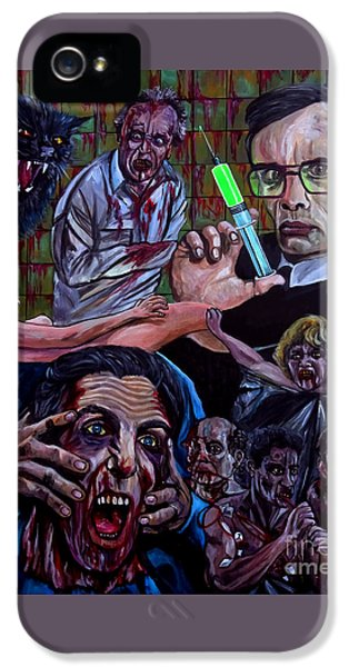 Reanimator IPhone 5 Case