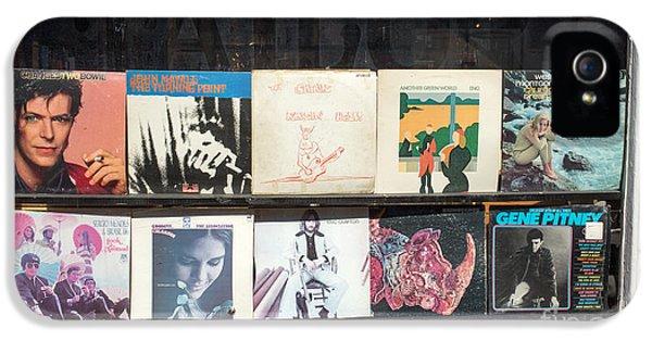 Record Store Burlington Vermont IPhone 5 Case