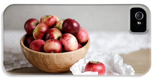 Red Apples Still Life IPhone 5 Case