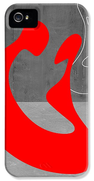 Red Couple IPhone 5 Case