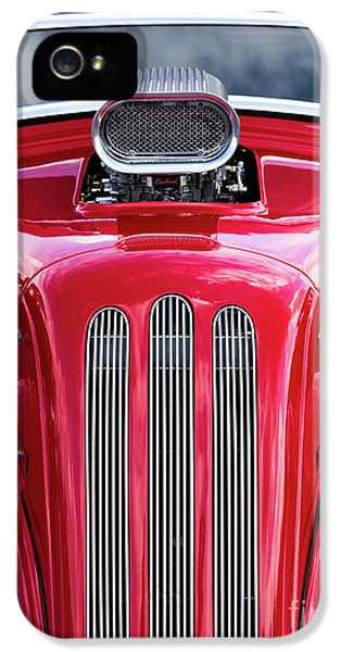 Red Roadster IPhone 5 Case