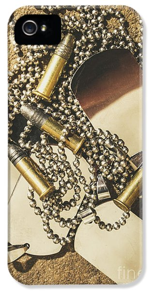 Reflections Of Battle IPhone 5 Case by Jorgo Photography - Wall Art Gallery