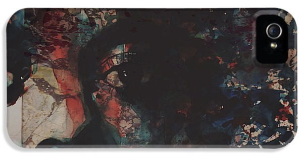 Rhythm And Blues iPhone 5 Case - Remember Me by Paul Lovering
