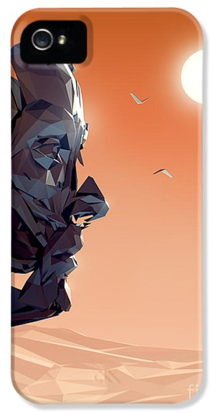 Remember Me Sunset IPhone 5 Case by Pixel Chimp